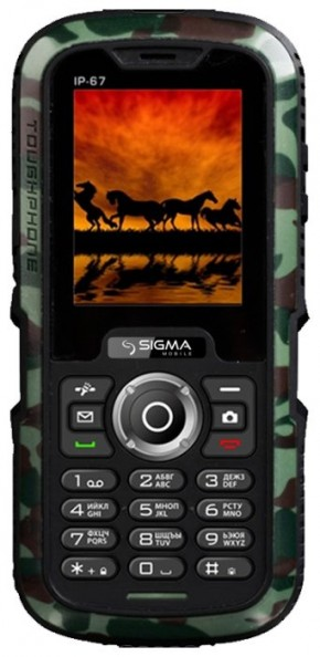 Sigma X Treme IP67 MT6261 firmware free