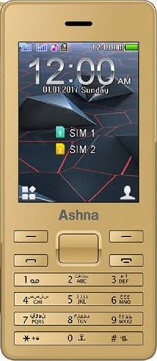 Ashna A40 MT6260 Firmware flash file free