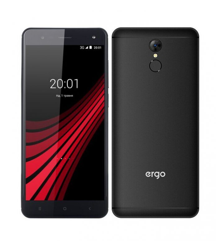 Ergo v550 mt6739 flash file free download