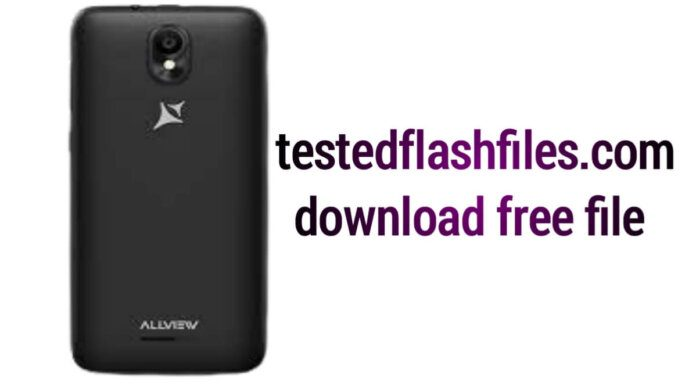 Allview A10 lite 2019 android 8 flash file free