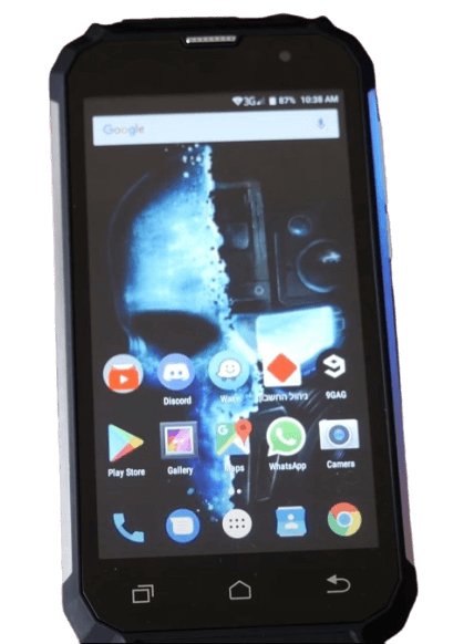 Geotel G1 Android 7 firmware free