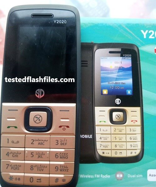 SD Mobile Y2020 Mt6261 Flash File Free
