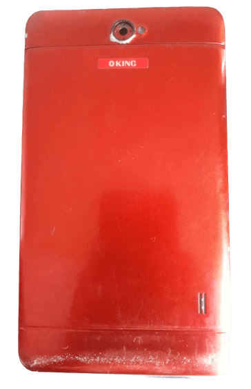 OKing Tablet 770312 MT8312 Firmware Free