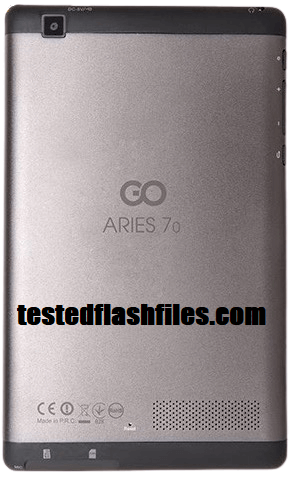 Goclever ARIES 7o MT6589 flash file