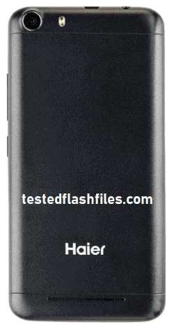 Haier T52P MT6580 Firmware free