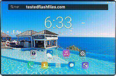 Carbayta Tablet y960 MT6753 Firmware Free