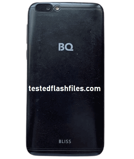 BQ 5511L V005 MT6737M Flash file free