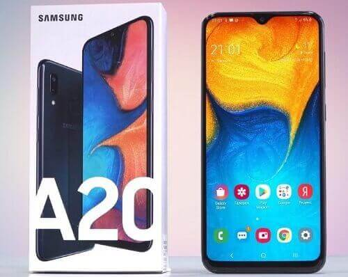 Samsung A205GN U7 Android 10 Root File Free