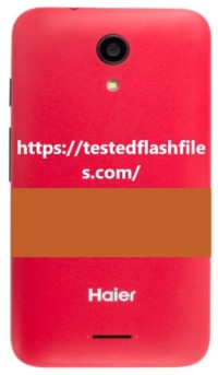 Haier A41 MT6580 firmware free download