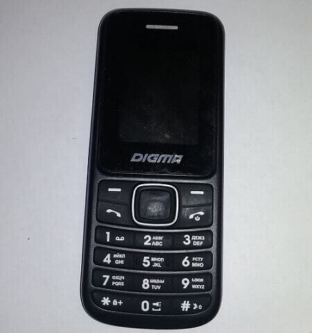 Digma Linx A170 2G SC6533G firmware free