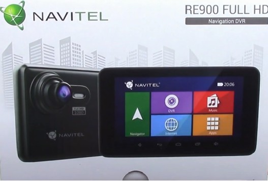 Navitel RE900 Firmware Flash file free