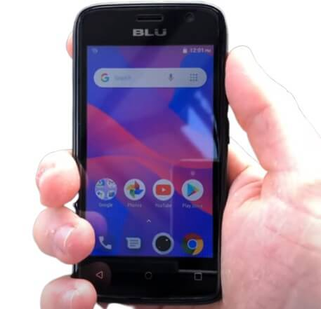 BLU C4 SP7731E Android 8 flash file free