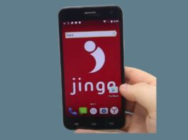 Jinga Fresh MT6580 Firmware flash file free