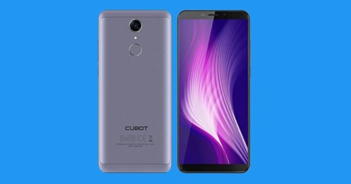 Cubot Nova MT6739 Android 8 Firmware free