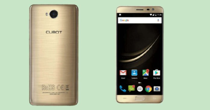Cubot A5 MT6753 Android 8 Firmware free