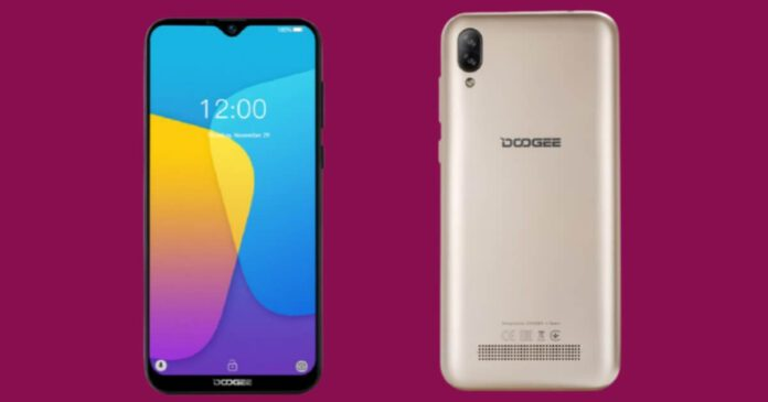 Doogee Y8C MT6580 Android 8 Firmware free