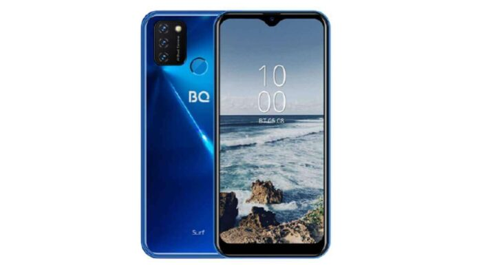 BQ 6631G V1 SP7731E Android 10 Firmware free