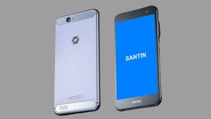 Santin Actoma Ace MSM8916 Firmware free