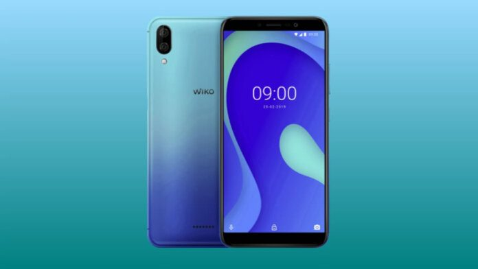 Wiko W V720 SP9863A Firmware free